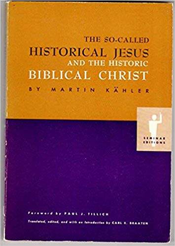 The So-Called Historical Jesus Book Cover