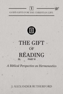 The Gift of Reading - Part 2 Book Cover