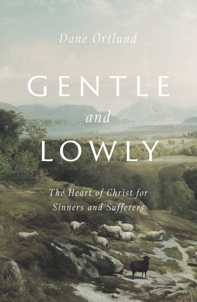 Gentle and Lowly book cover