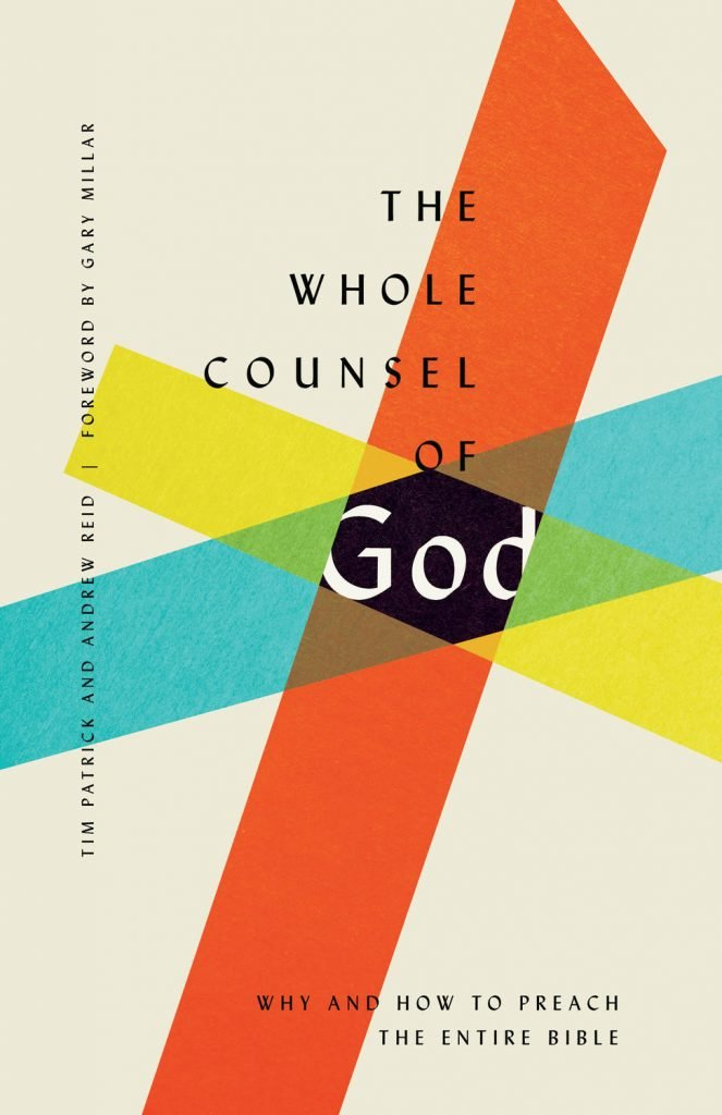 Cover of The Whole Counsel of God