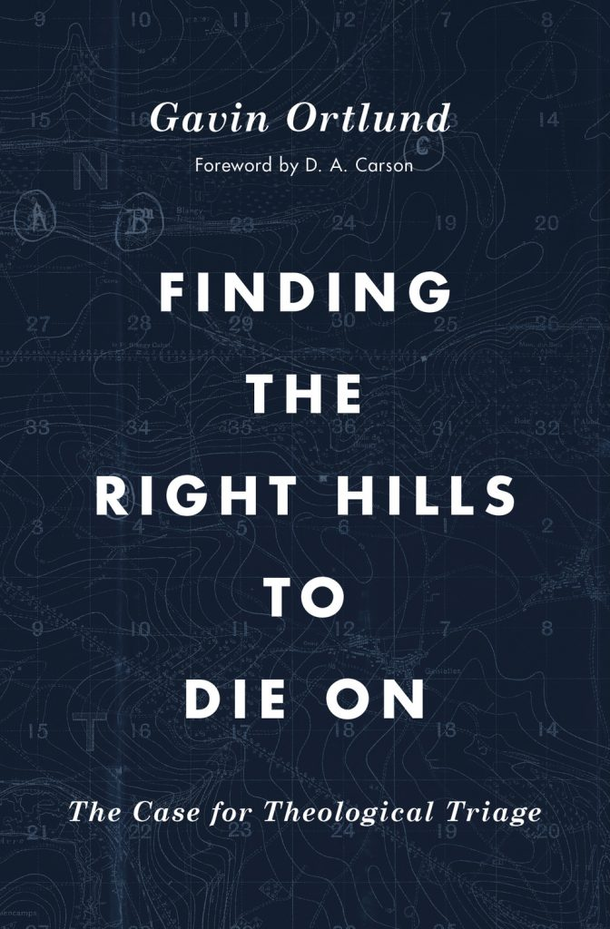 Finding the Right Hills to Die On Book Cover