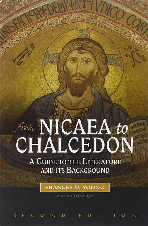 From Nicaea to Chalcedon book cover