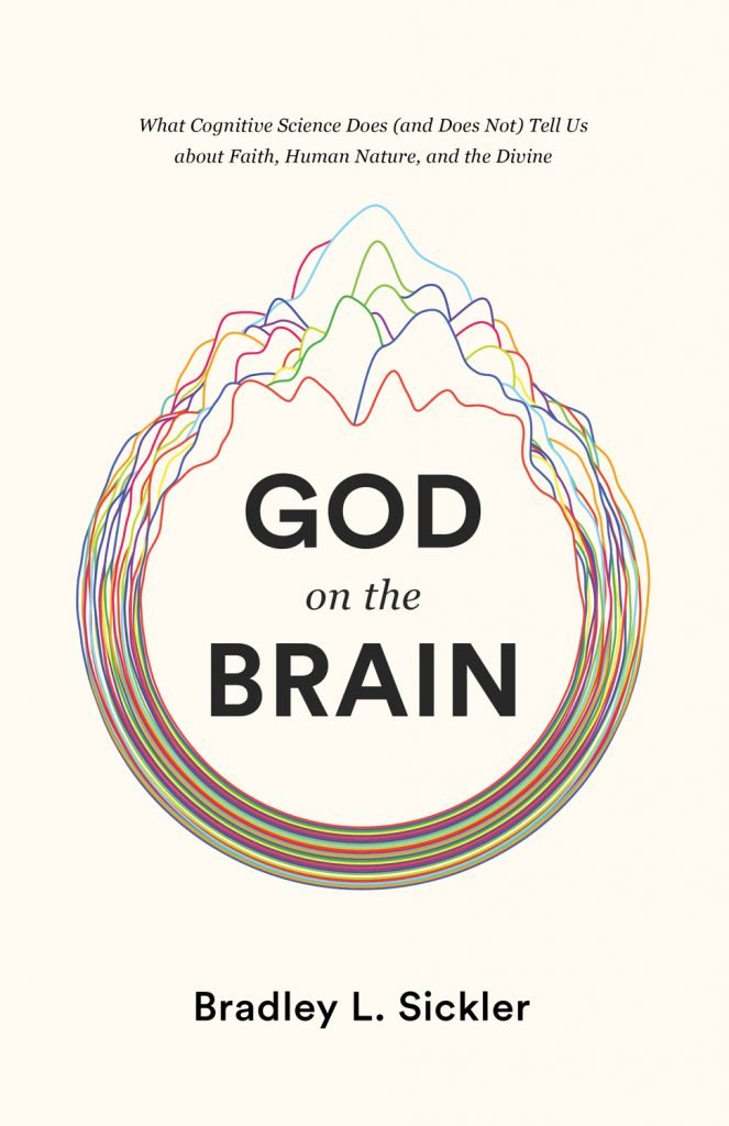 Book cover for God on the Brain