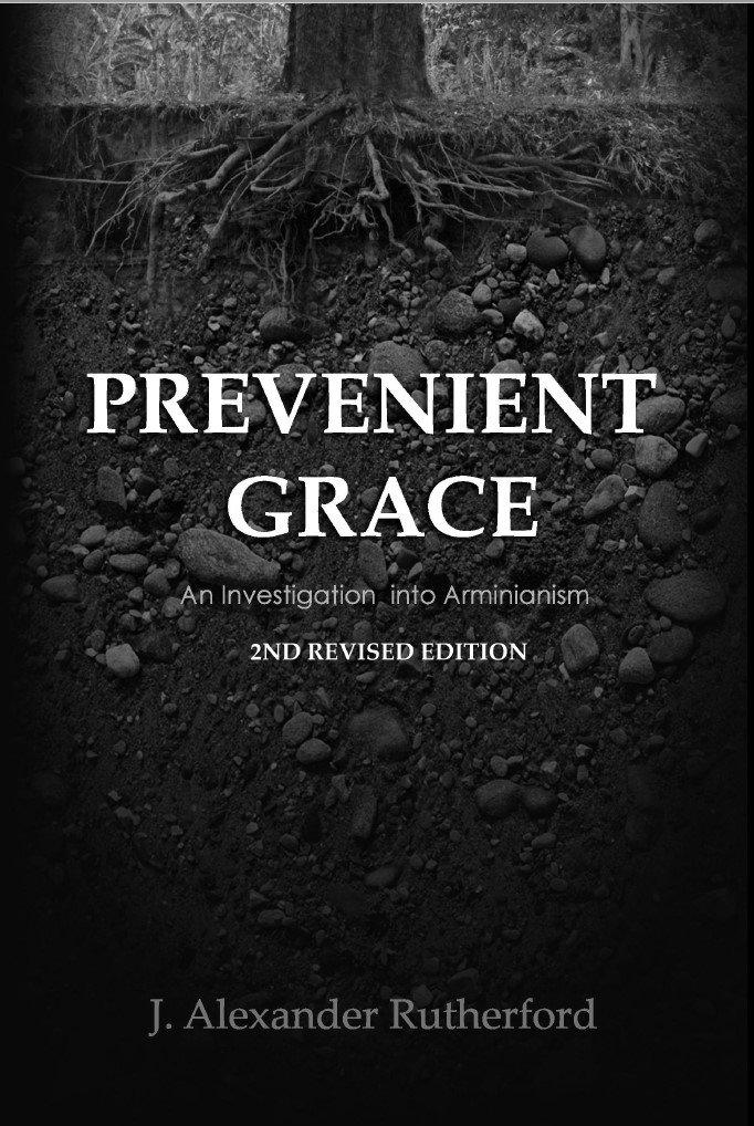 Prevenient Grace A Teleioteti Technical Study book cover