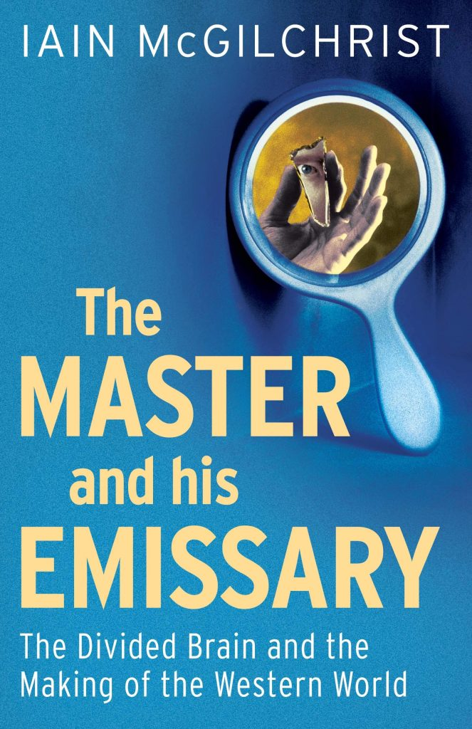 The Master and his Emissary Book Cover