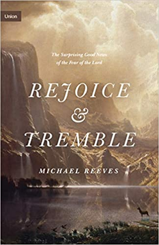 Rejoice and Tremble book cover