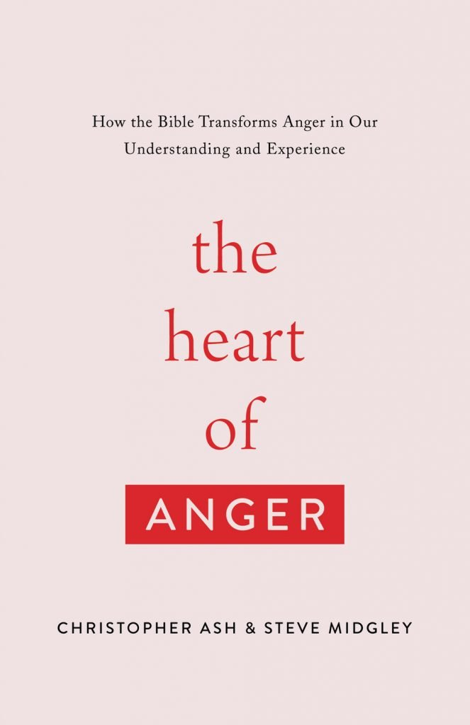 The Heart of Anger book cover